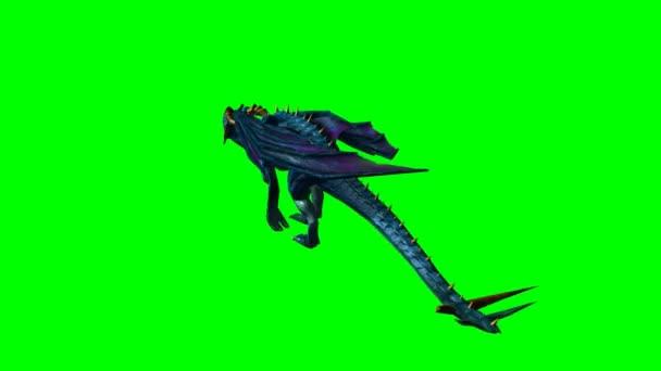 Blue Dragon běží