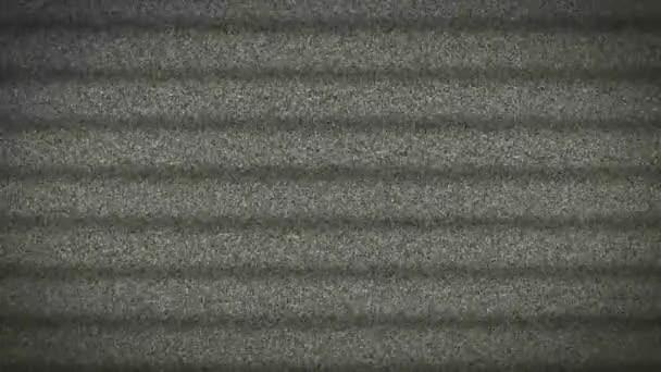 Fernsehen Tv Screen White Noise statisch Streifen
