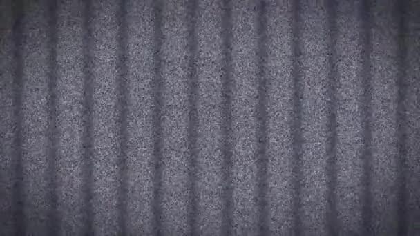 Televize Tv obrazovky bílý šum statické pruhy