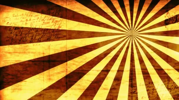Retro stripes animáció