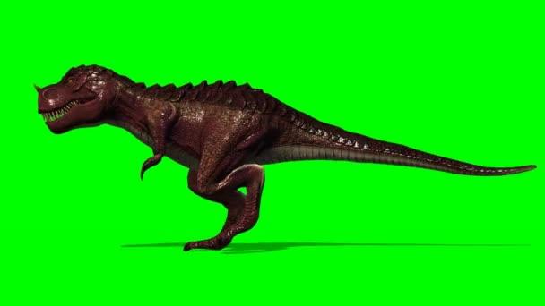 T-Rex Dinosaurier procházky