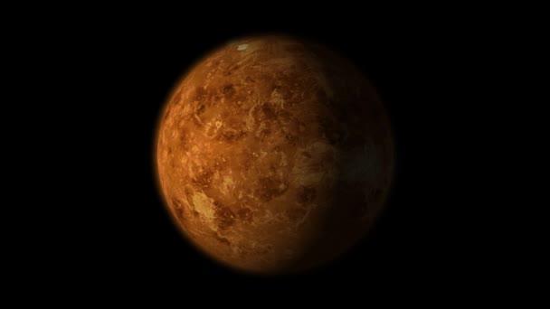 Mars planet landscape
