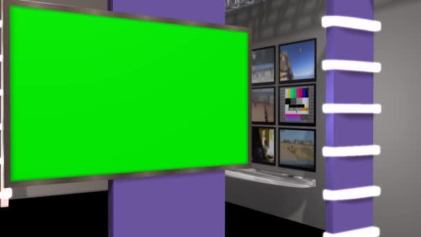 News Studio room