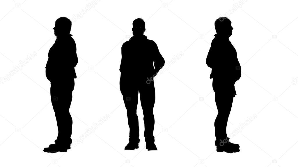 Imágenes: Hombres Panzones