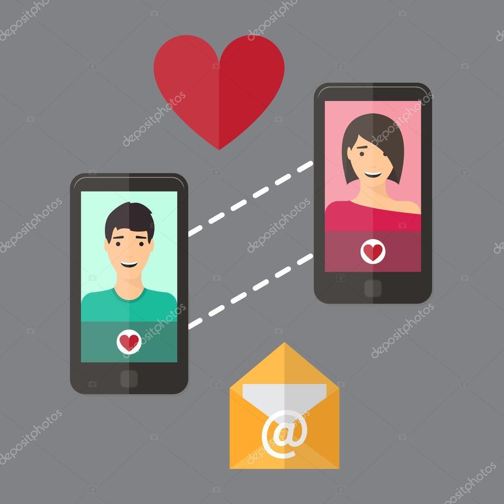 historique des services de rencontres en ligne
