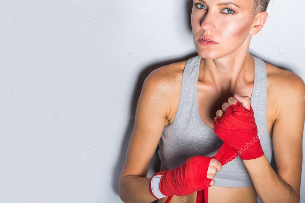 Боксировать руками для похудения