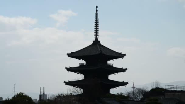 Yasaka Tower příběh Pagoda v Kjótu