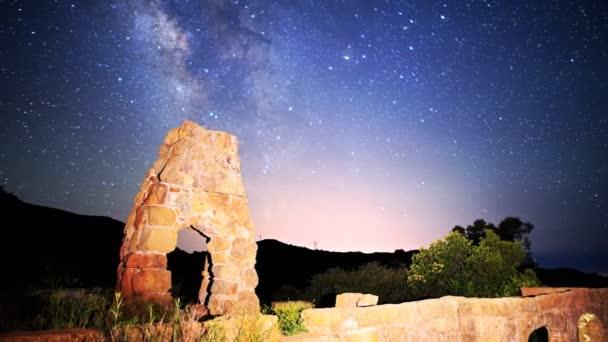 Milky Way over Arch Ruin