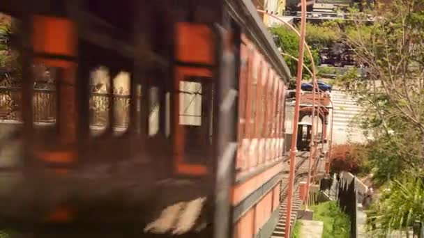 railroad Angels Flight in Los Angeles