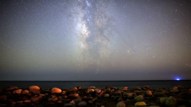 Milky Way Seascape