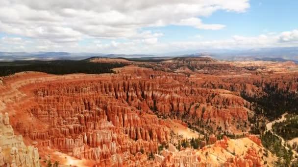 Bryce Canyon inspirace bod panorama