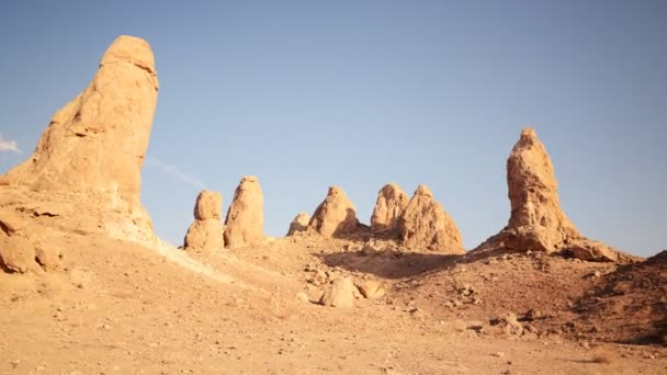Sunset at Desert Pinnacles