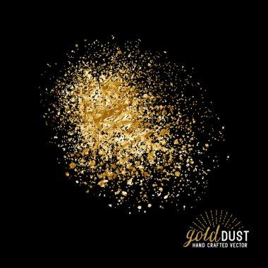 Vector Gold Dust