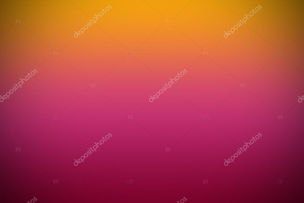 Pink And Yellow Gradient Wallpaper Background Stock Photo