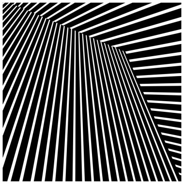 Diagonal lines pattern, vector illustration black abstract backg
