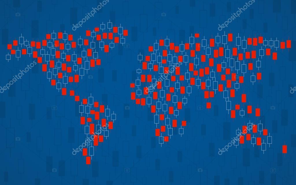 Форекс карта мира русские сайты платящие биткоинами