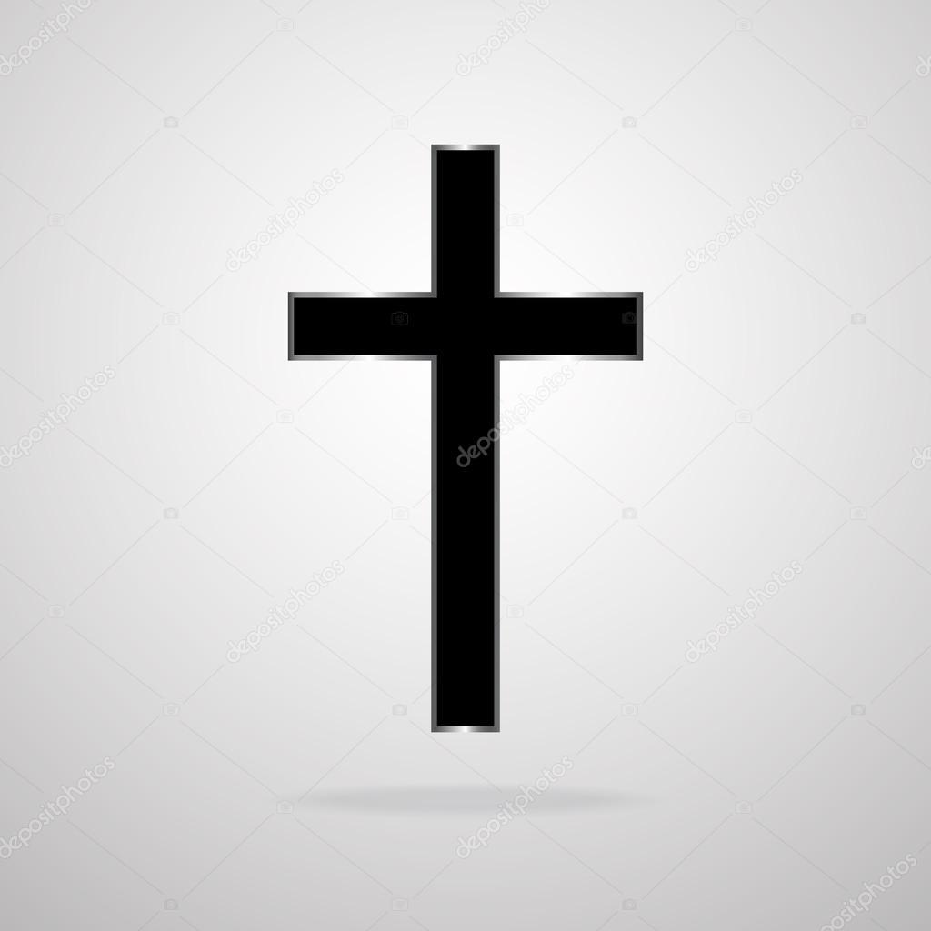 クロスキリスト教のシンボルベクトル イラストeps 10 ストック