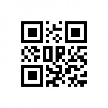 Qr code icon. Vector illustration. Eps 10
