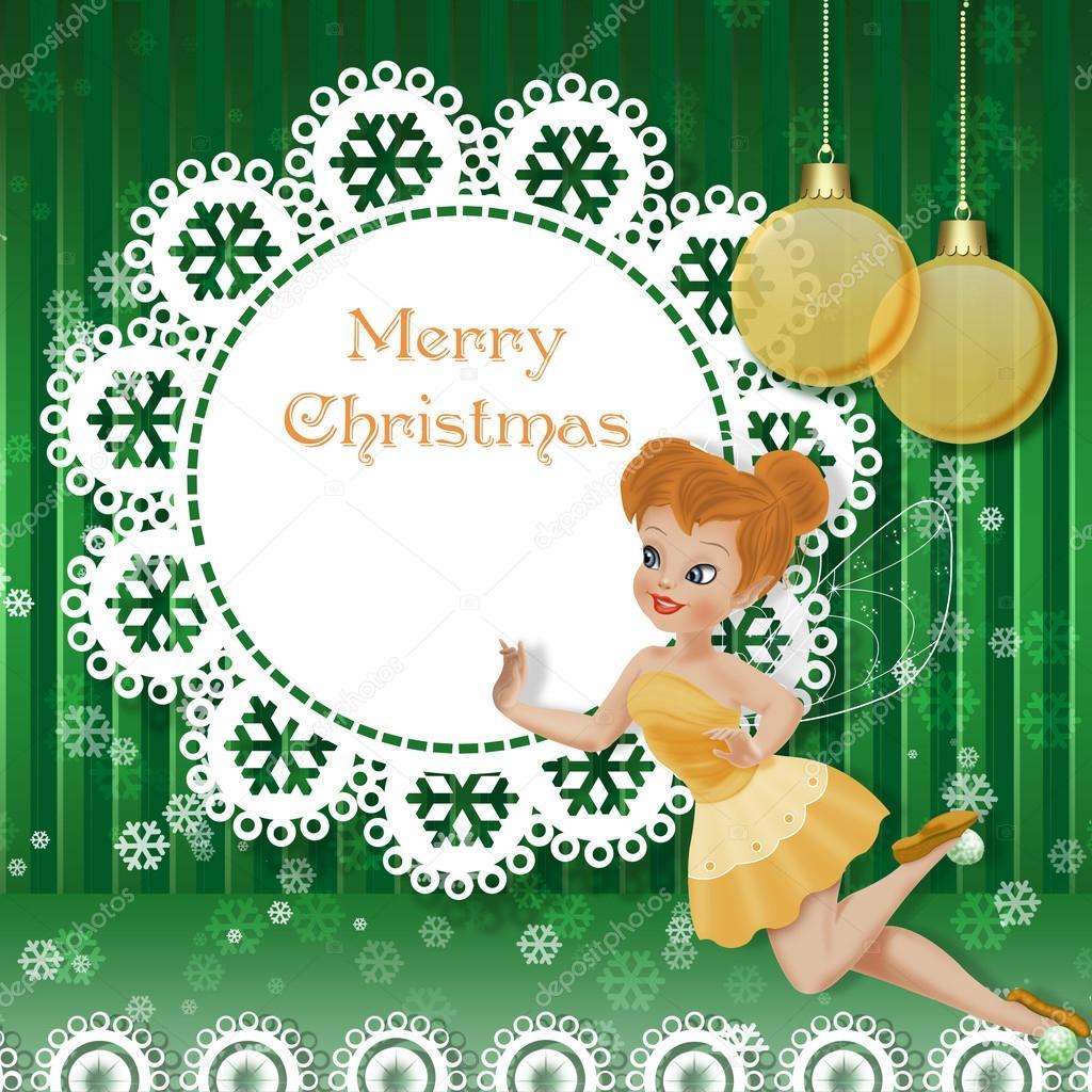 Christmas With Balls And Feechka Stock Photo Taniabiria 57631111