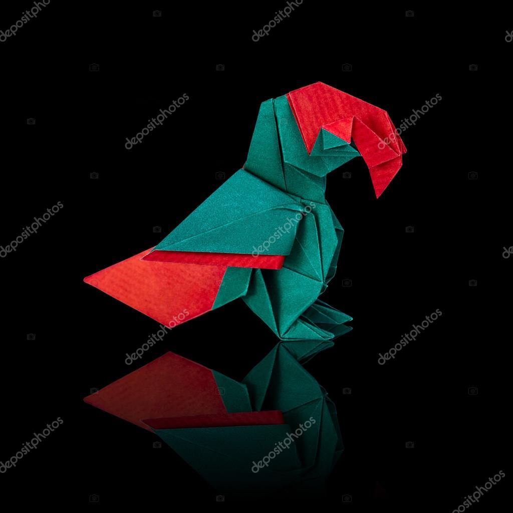 How to make Origami 3D Parrot - Best Origami Tutorial - YouTube ... | 1024x1024