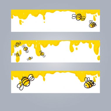 honey and Bee banner