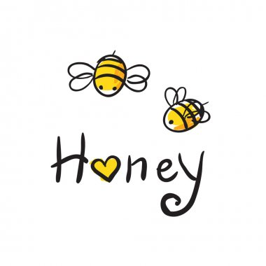 honey and Bees icon.