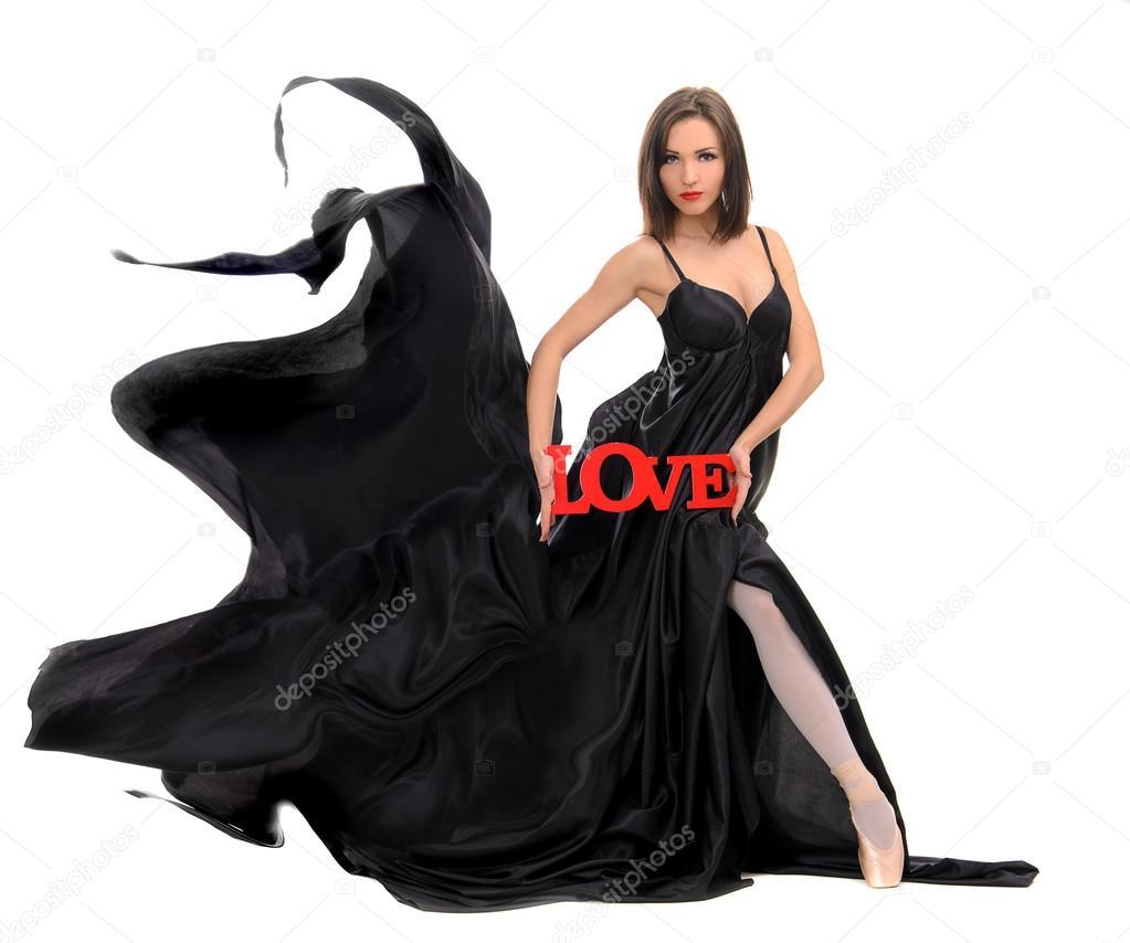 Видео у танцовщиц под платьем фото