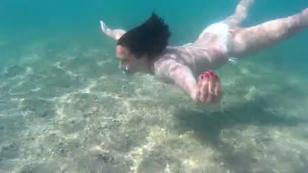 az egzotikus tengeri búvár