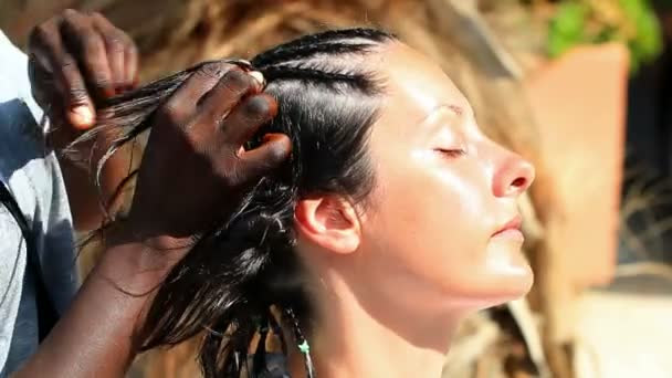 Traditional African Hairstyles On White Women