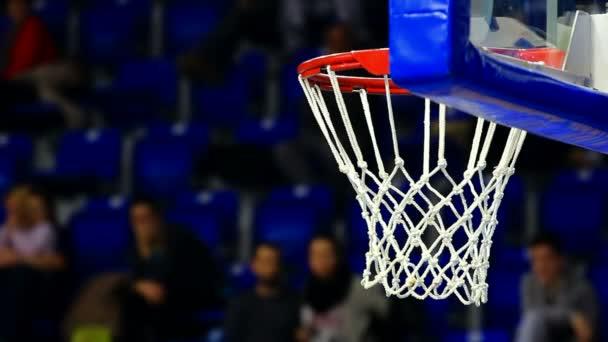 Basketball Spiel von großer Bedeutung