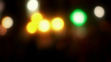 rode verlichting bollen — Stockvideo © celalbulus #77380557