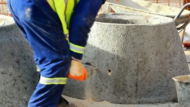 vrtačka pro beton