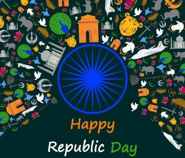 Happy Republic Day of India