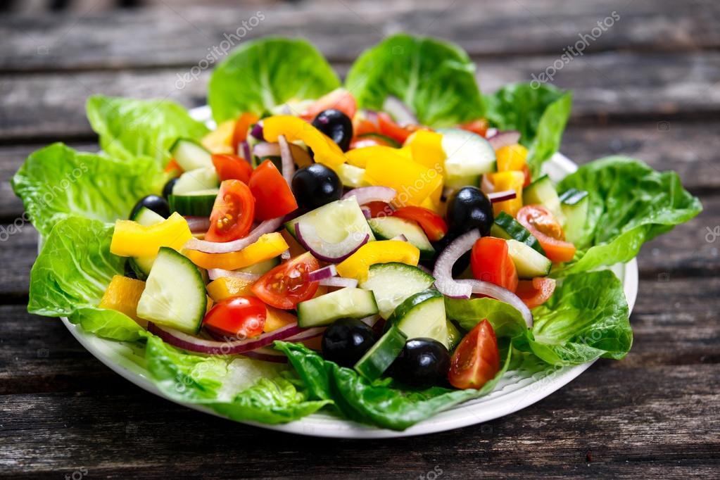 греческий салат без смс