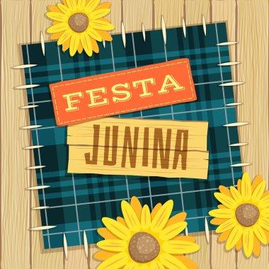 Festa Junina, brazilian june fest theme