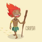 Curupira, guardian of forests