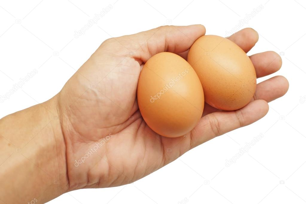 Большие мужские яйца и кучи сперма