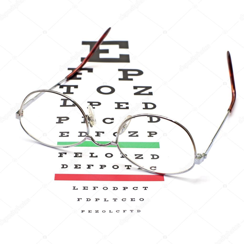 Glasses on snellen eye sight chart test stock photo glasses on snellen eye sight chart test stock photo 86937100 nvjuhfo Images
