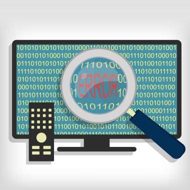 Smart tv error code