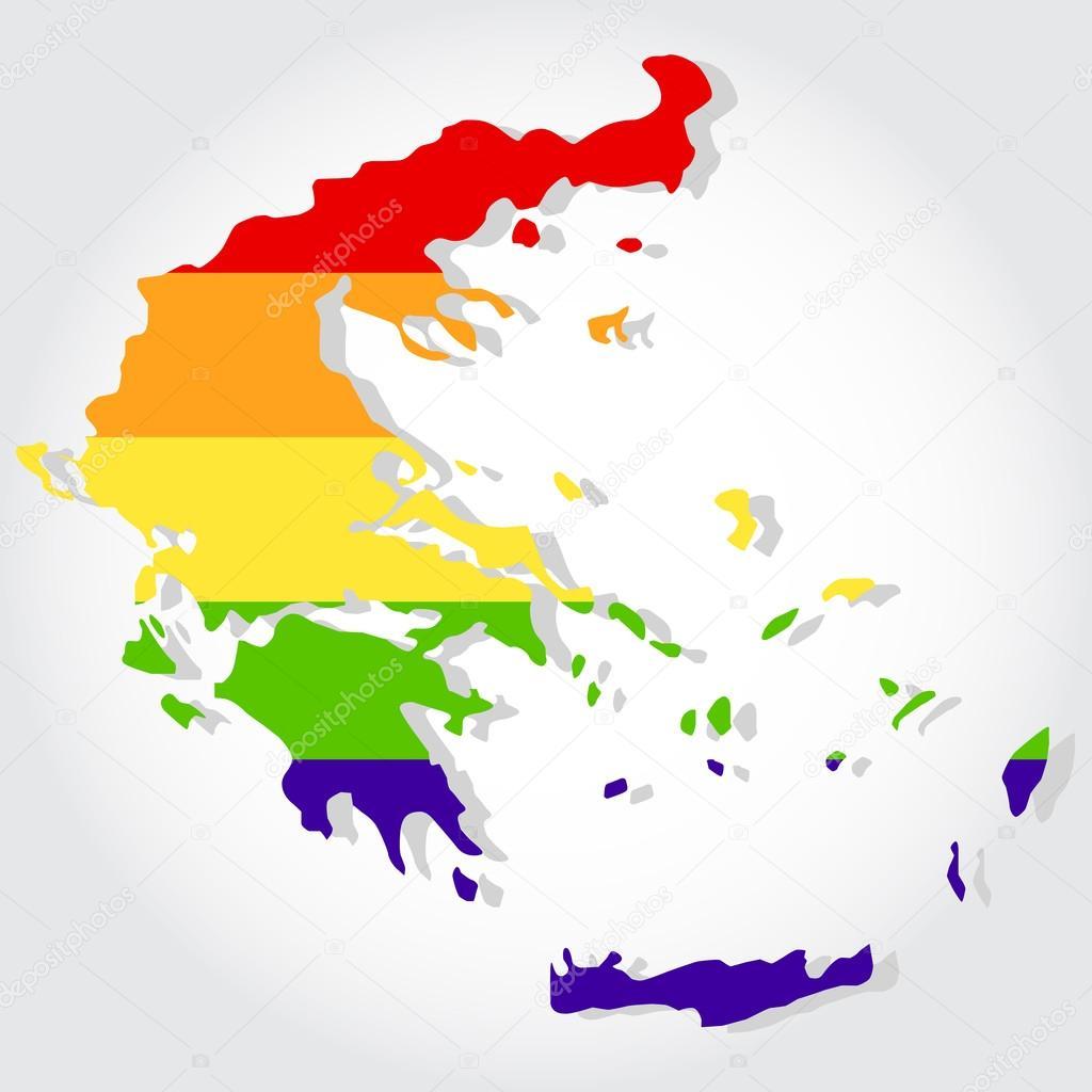 Бисексуалы в греции