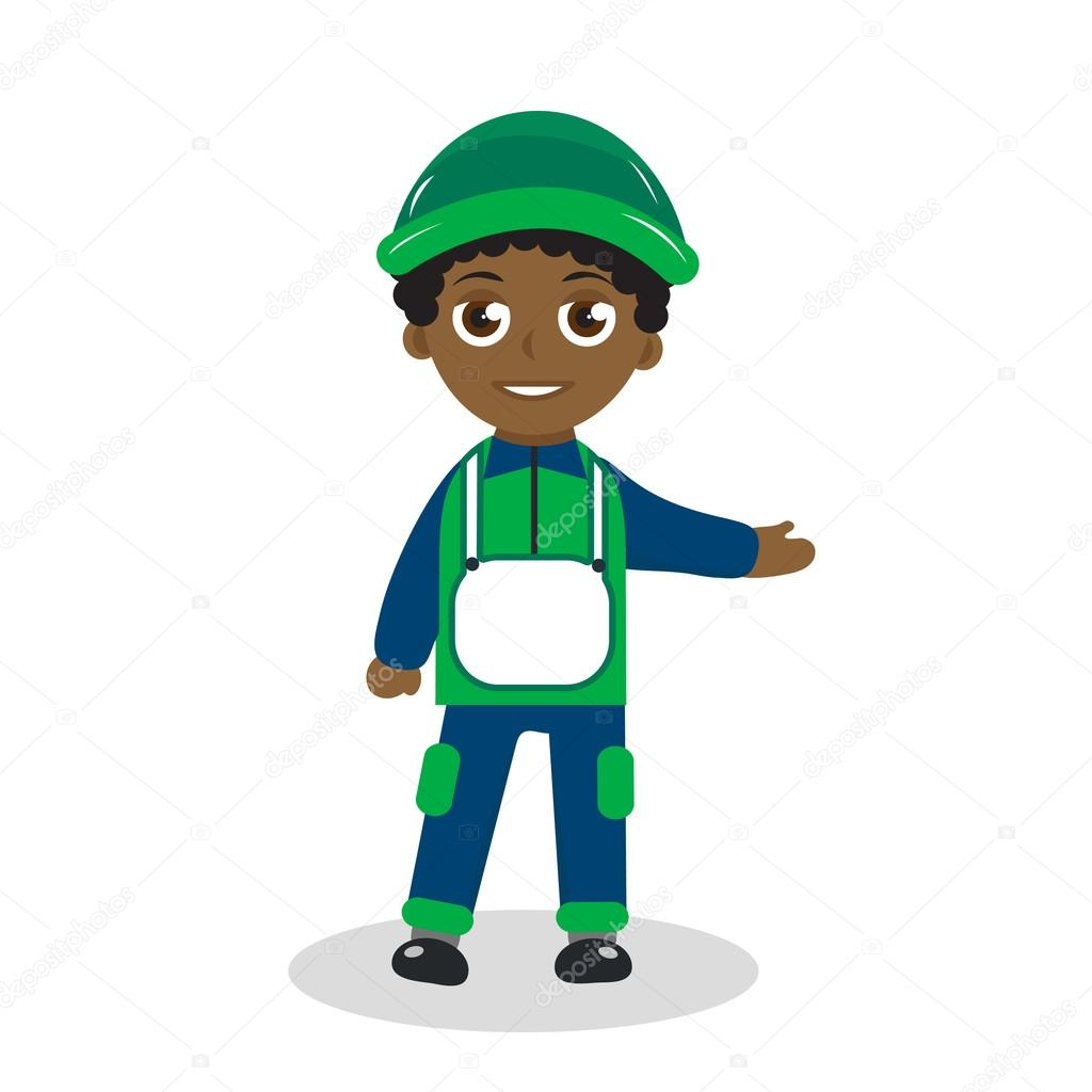 cartoon character builder black man mascot black man mascot logo