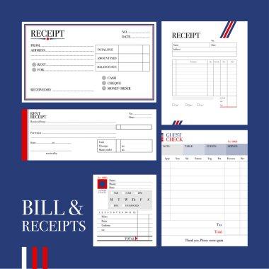 BILL & RECEIPTS