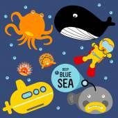 Fényképek 깊고 푸른 바다