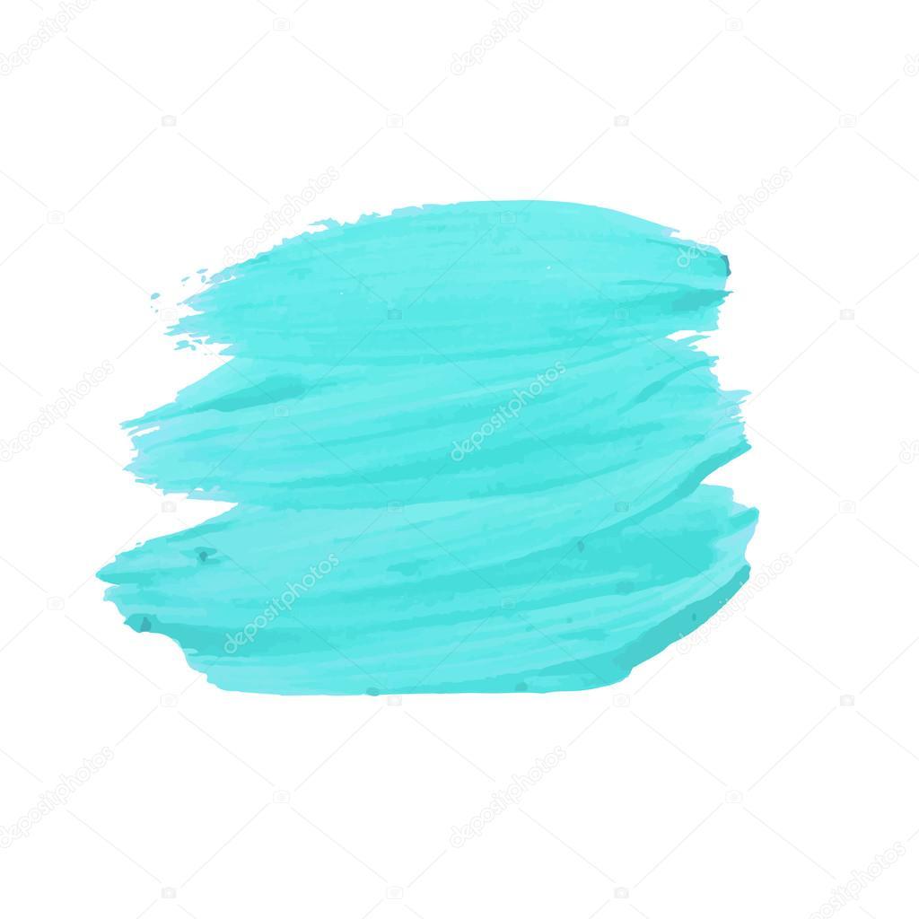 Black Paint Smear