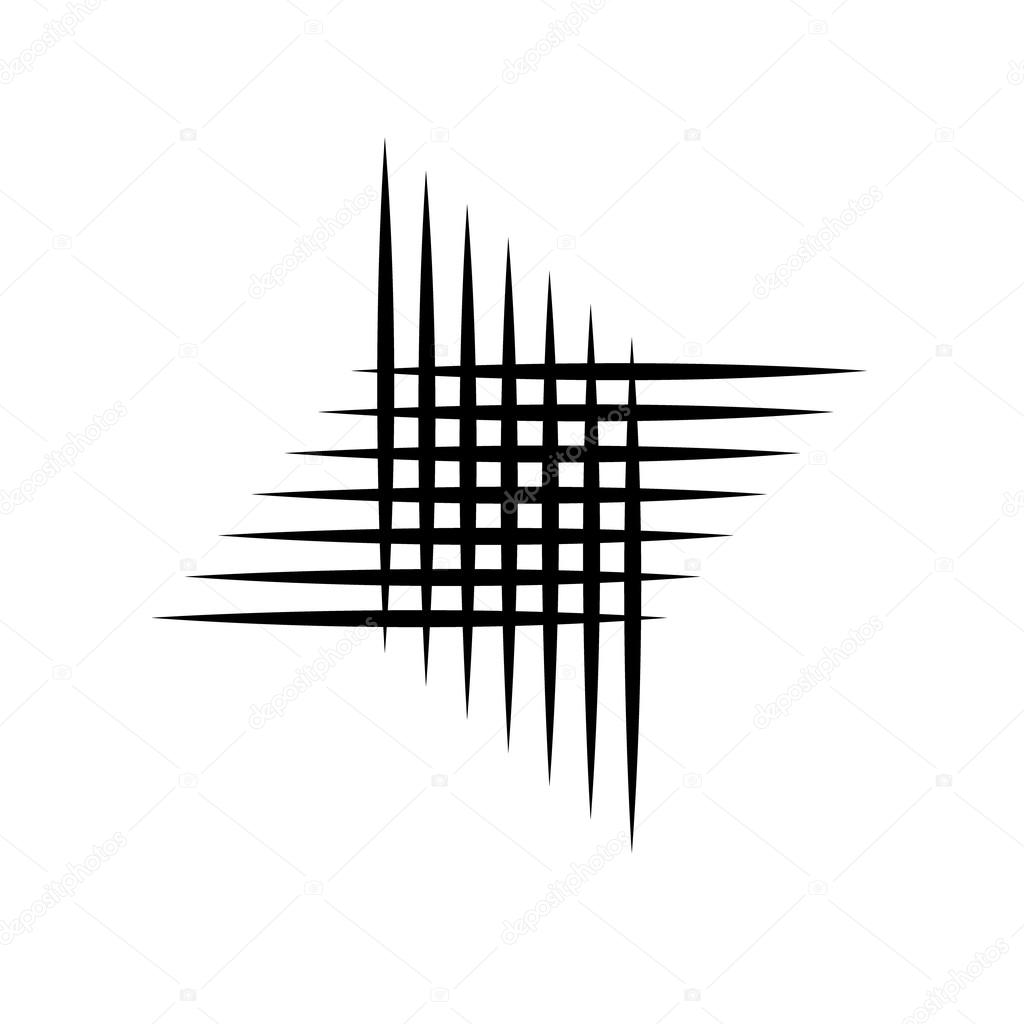 Symbol Of Perpendicular Lines Stock Vector Yanka444 93353838