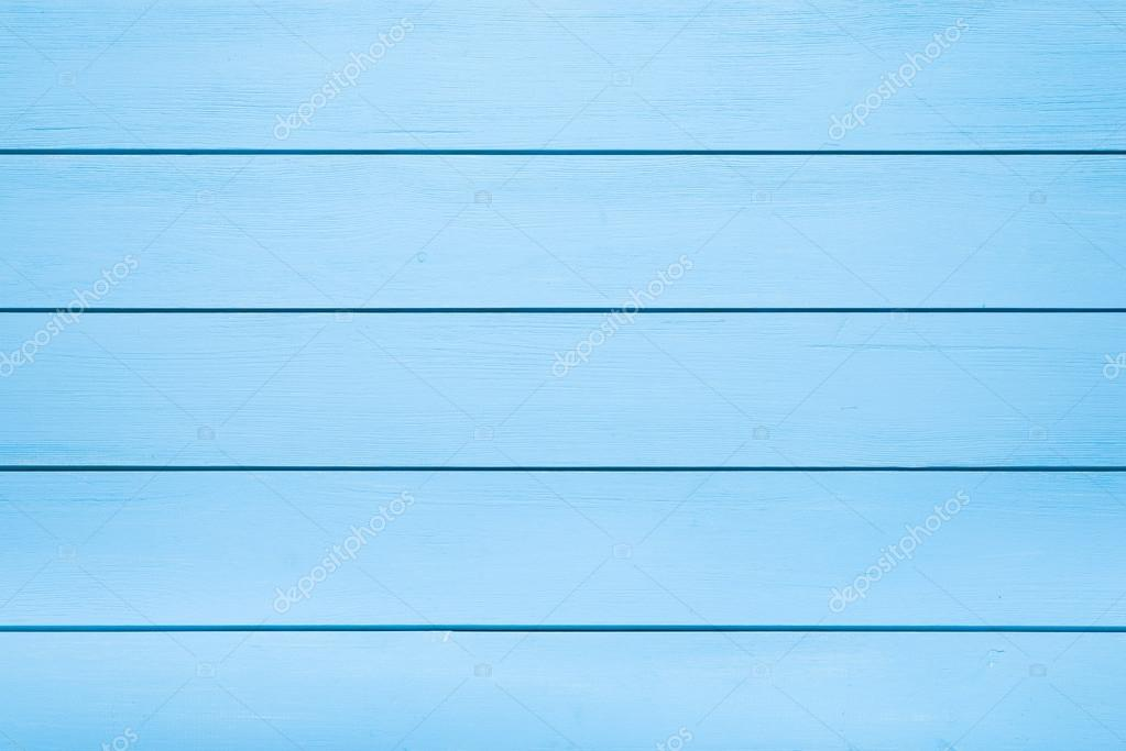 Blue wooden table texture or background — stock photo