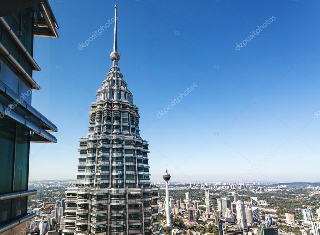 86th floor of Petronas Twin Towers