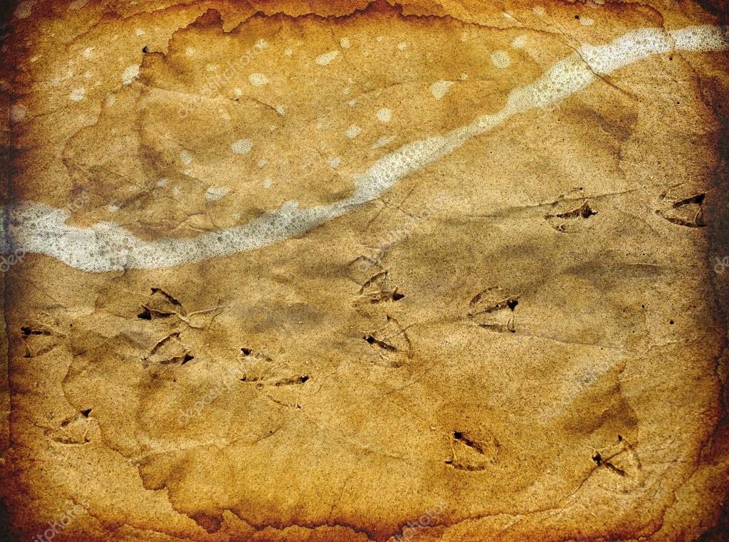 Abstract background or texture, old paper effect. — Stock Photo ...