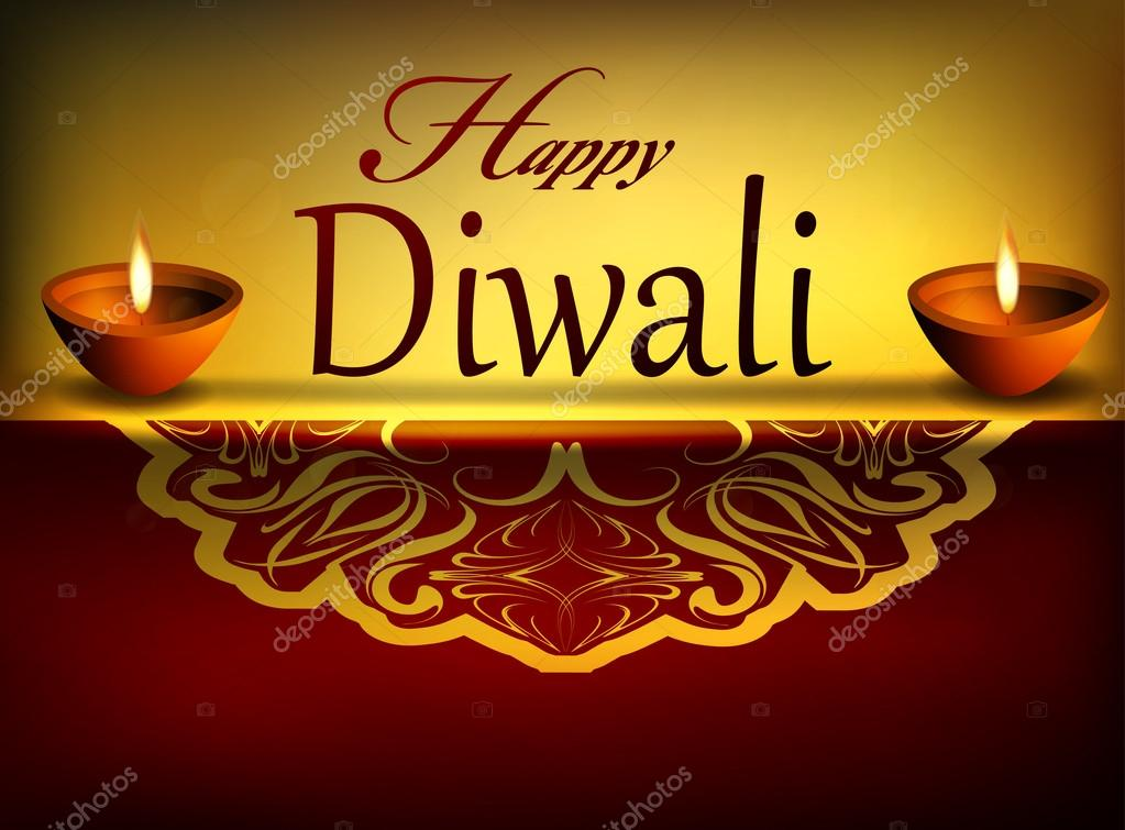 Happy diwali greeting card design stock vector chalapan 87884490 happy diwali greeting card design stock vector m4hsunfo