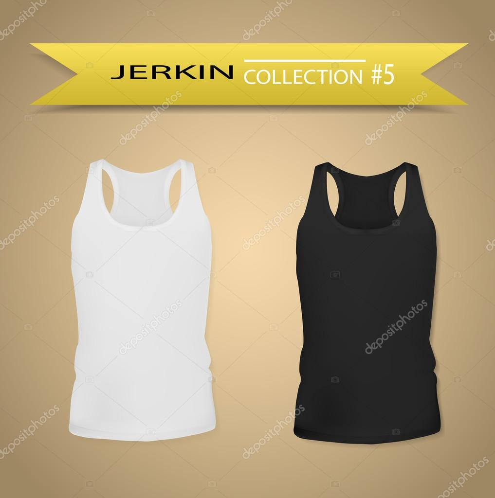 Tank Top Template Stock Vector C Kir 63953895